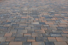Cobble, Paving stone Royalty Free Stock Photos