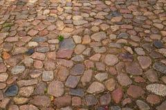 Cobble stenen stock fotografie
