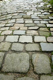 Cobble-stone Royalty Free Stock Photo