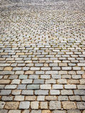 Cobble stone background Royalty Free Stock Images