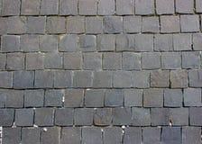 Cobble Stone,old masonry on the floor stock photos