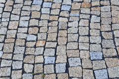 Cobble stone path Stock Photos