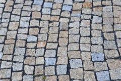 Cobble stone path Stock Photos