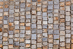 Cobble stone path Stock Photography