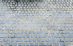 Cobble stone pattern Royalty Free Stock Image
