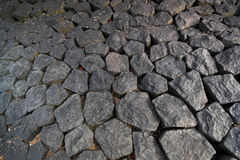 Cobble stone Royalty Free Stock Image