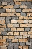 Cobble Stone road Stock Photography