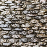 Cobble stone road Royalty Free Stock Image