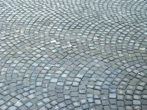 Cobble stone street Royalty Free Stock Photos