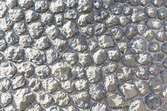 Cobble stone wall Royalty Free Stock Photo