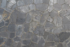 Cobble stone wall texture Stock Image