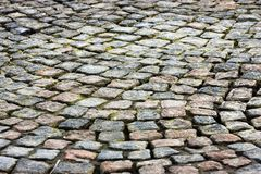 Cobble stones Stock Image