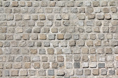 Cobble stones. Cobble stone road background pattern royalty free stock photos
