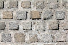 Cobble stones close-up Royalty Free Stock Photo