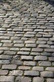 Cobble Stones in Saragossa, Aragon Royalty Free Stock Photography