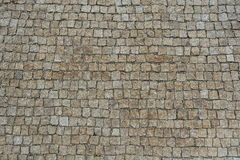Cobble Stones Street Paving Background Royalty Free Stock Image