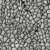 Cobble stones surface Stock Images