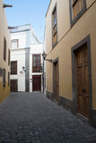 Cobbled Alleyway Stock Photography