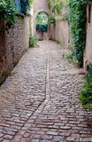 Cobbled alleyway Stock Photos