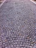 Cobbled pavement Royalty Free Stock Photography