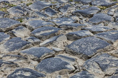 Cobbled Road - Detail Royalty Free Stock Image