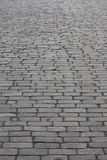 Cobbled roadway Royalty Free Stock Photos