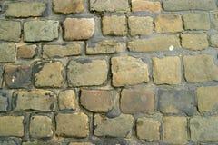 Cobbled Straße Stockfotografie