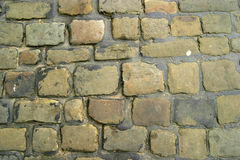 Cobbled Street. Abstract of a cobbled street Stock Photography