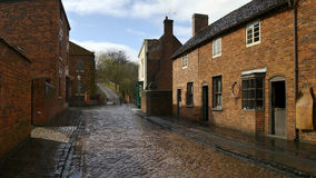 A Cobbled street Stock Photography