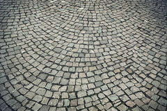 Cobbled street Stock Photography