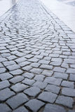 Cobbled Royalty Free Stock Image