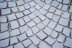 Cobbled Stock Photo