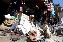 Daily life in Swat Valley, Pakistan Stock Photography