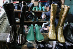 Cobbler Royalty Free Stock Images