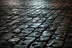 Cobbles Stock Photography