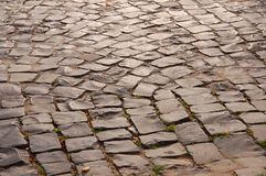 Cobbles background Stock Image