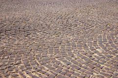 Cobbles background. The image of cobbles stone background texture royalty free stock photos