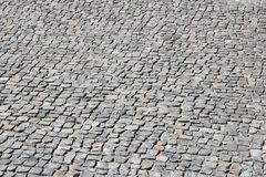 Cobbles background Stock Images