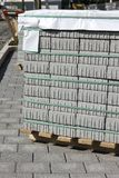 Cobbles at construction site Royalty Free Stock Photo