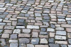 Cobbles royalty free stock images