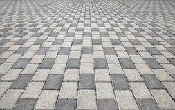 cobbles Modello di pietra della strada immagine stock