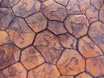 cobbles Modelo de piedra del camino fotografía de archivo libre de regalías
