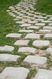 Cobbles pavement Royalty Free Stock Photo