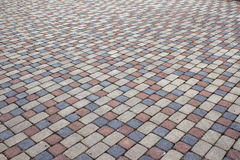 Cobbles. Stone road pattern. Cobbles. Stone road,pavement pattern in different colors royalty free stock photo