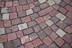 Cobbles texture Royalty Free Stock Photo