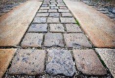 cobblestone Royalty-vrije Stock Afbeeldingen
