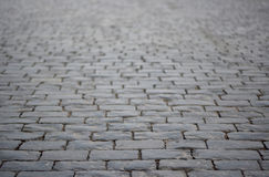 Cobblestone. Royalty Free Stock Photo