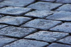 Cobblestone Royalty Free Stock Images