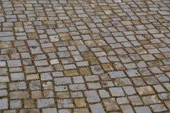 cobblestone Fotografía de archivo libre de regalías