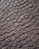 Cobblestone adstract texture Stock Photography